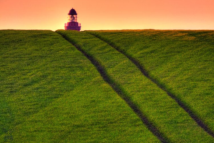 2777 - Lighthouse traces - Leuchtturm Spuren