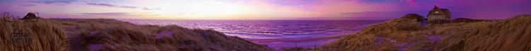 3234 - North Sea Sunset - -